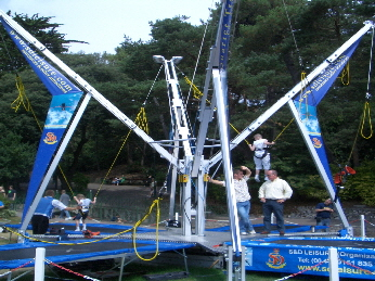 Bungee Trampolines For Hire