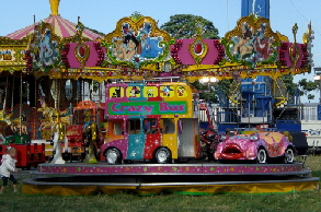 Toyset Kids Ride For Hire