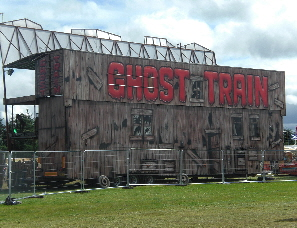 Ghost Train For Hire