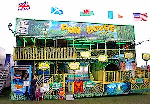 Funhouse hire jungle fun house for Jungle house music